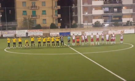 VIDEO COPPA LIGURIA: RUENTES- RIESE 3-0