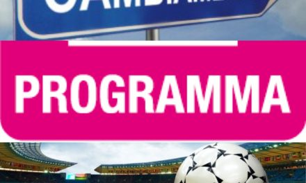 Programma gare: un anticipo e un posticipo in Promo A