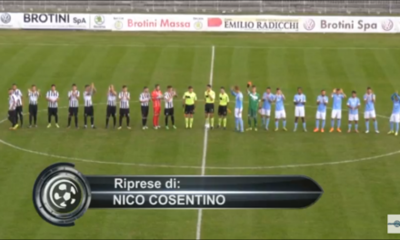 VIDEO: MASSESE-SANREMESE 3-2.  Serie D Girone E. 22-10-17