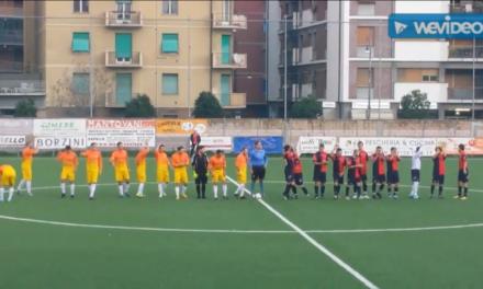 Video: Carlo Grasso-BorgoRapallo 2-2. Seconda Categoria E.