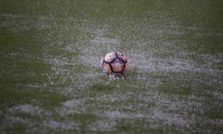 LE FOTO – Ecco come si presentano stamani alcuni campi di Genova dopo le forti piogge