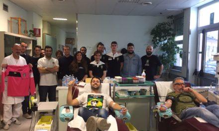 Gli arbitri genovesi donano il sangue a favore dell'Istituto Gaslini