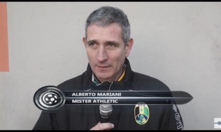 VIDEO – Alberto Mariani: «Godiamoci questi tre punti ma da domani testa al recupero di giovedì col Forza&Coraggio»