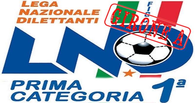 DIRETTA LIVE Prima Categoria Girone A – 18^ Giornata: tutte le formazioni, i marcatori e la classifica aggiornata