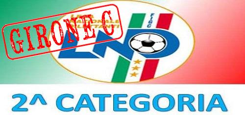 LIVE : 2^. Categoria Girone C anticipo