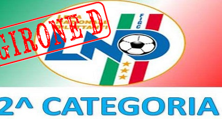 LIVE : 2^ Categoria Girone D