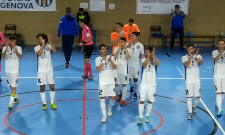 VIDEO: CDM GENOVA-IC FUTSAL 0-5 (Coppa della Divisione – 2° turno)
