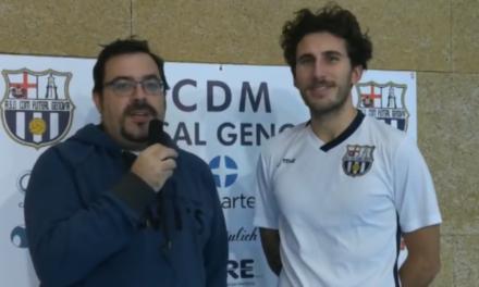VIDEOINTERVISTA – Christian Ottina approda alla corte della Cdm Genova