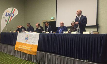 Stamani assemblea elettiva del Comitato regionale e premiazione della Coppa Disciplina