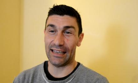 Fabrizio Barsacchi punta sull'ironia:  «Gli arbitri? Speriamo ce ne mandino sempre di così bravi!»