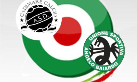 DIRETTA LIVE Coppa Italia di Promozione: le formazioni e i marcatori della semifinale fra Baiardo e Cadimare