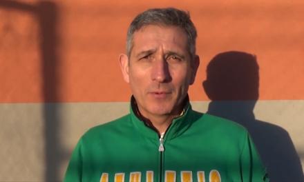 Alberto Mariani: «Il mio Athletic è ancora un cantiere aperto ma è del tutto normale»