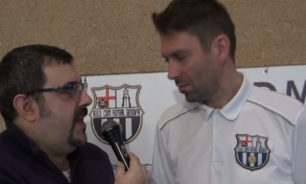 Mister Pinto è soddisfatto: «Se giochiamo così, non temiamo davvero nessun avversario»