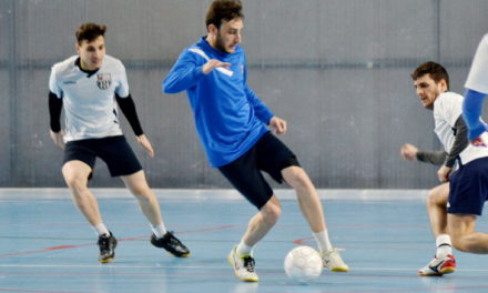 VIDEO – FUTSAL Serie B: L'intervista post-partita ad Andrea Ortisi della Cdm Genova