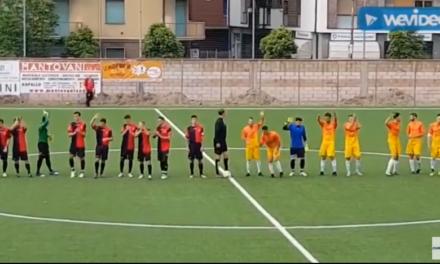 VIDEO – Seconda E Playoff: Gli highlights di Carlograsso – Borgorapallo 1-2
