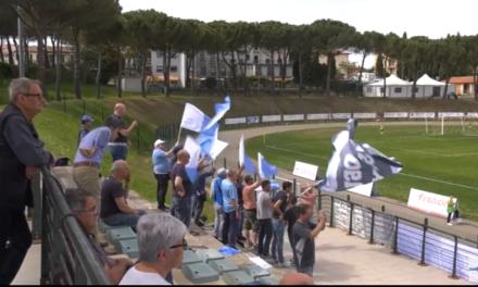 Sanremese ko di misura contro il Mantova. Matuziani fuori dalla Coppa Italia