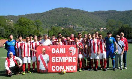 Il San Gottardo non dimentica: lo striscione in ricordo di Danilo Tornatola
