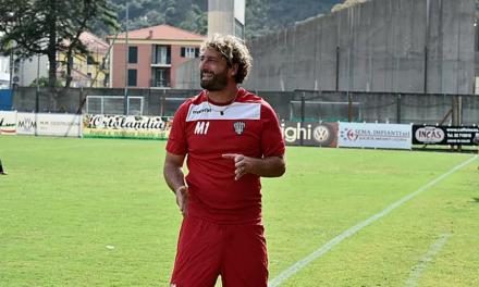 La Lavagnese esonera Gabriele Venuti: soluzione interna fino a fine campionato