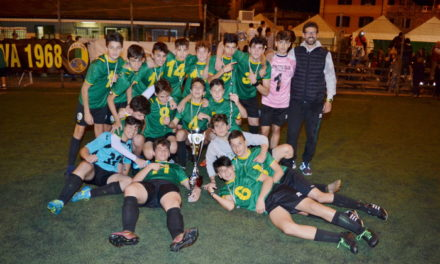 "L'Athletic Club batte il Ligorna in finale e la coppa del 4° Memorial ""Filippini"" resta in famiglia"