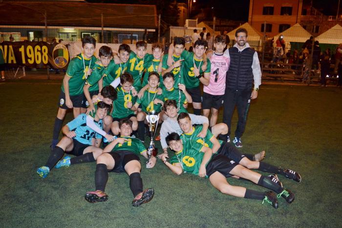 """L'Athletic Club batte il Ligorna in finale e la coppa del 4° Memorial """"Filippini"""" resta in famiglia"""