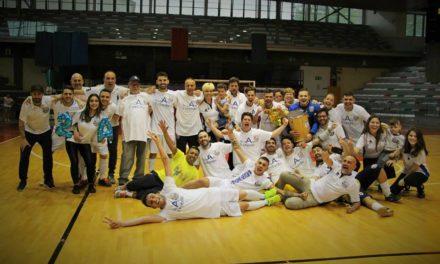 La FestA della CDM Futsal Genova: stasera alle 21.00 al Paladiamante. Non mancate!