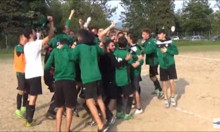 VIDEO: REAL FIUMARETTA-BAIARDO 2-4. Partita e la festa della promozione in ECCELLENZA