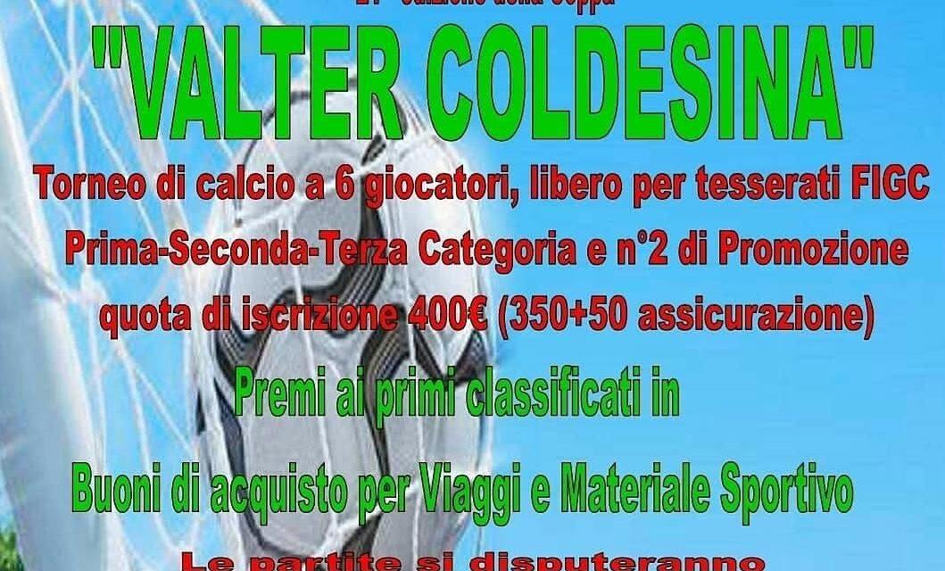 """Olimpic Pra' Pegliese: tornano il Memorial """"Pastore"""" e la Coppa """"Coldesina"""""""