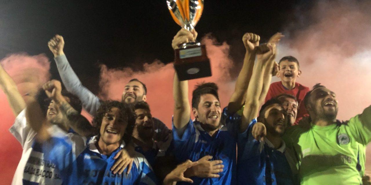 La 5ª Liguria Beach Soccer Cup va all'Avegno: SanCi ko ai rigori ma che festa alla Valle Scrivia Beach Arena