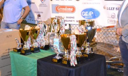 """Coppa Grondona 2018: i premiati dell'ultima giornata di gare e del Memorial """"Renato Papi"""""""