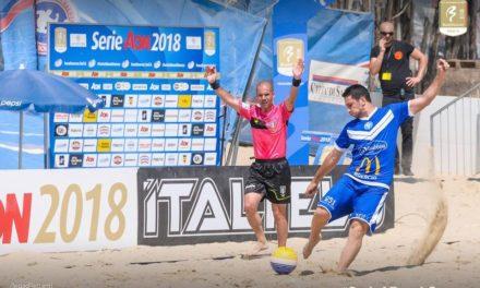 Coppa Italia di Beach Soccer: Brescia al tabellone principale nel segno di Oliviero e Memoli