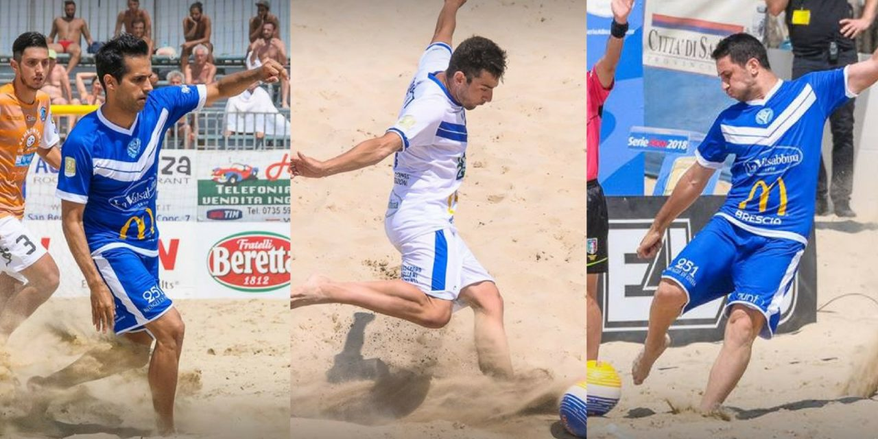 Beach Soccer, Rossetti e Oliviero ci presentano la seconda tappa della Serie A a Lignano Sabbiadoro