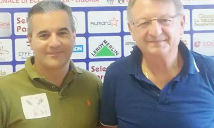 Juniores d'Eccellenza, la Genova Calcio sceglie Angelo Sorbello