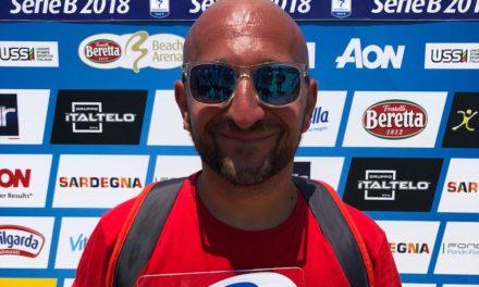 Chicco Ragni si racconta: la Juniores col Savona in attesa della Serie A con la Genova Beach Soccer