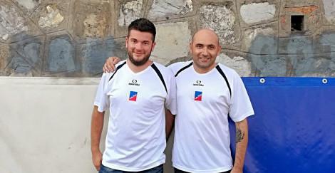 Trombello e Burlando nello staff tecnico del Ca de Rissi San Gottardo