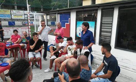 """Il Ca de Rissi San Gottardo si presenta al """"Blandino"""": le prime parole dei nuovi acquisti"""