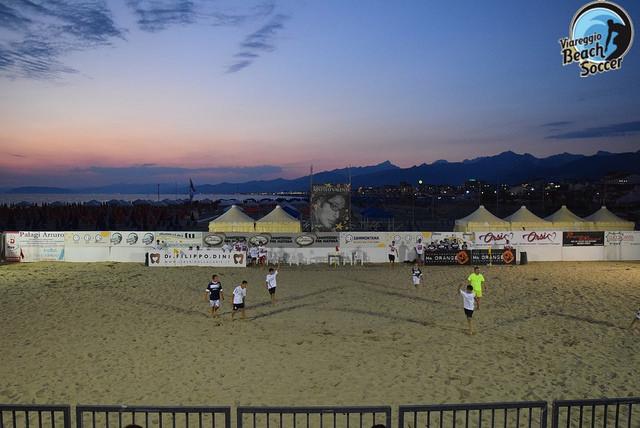 "Genova Beach Soccer, parte l'avventura del Memorial ""Valenti"""