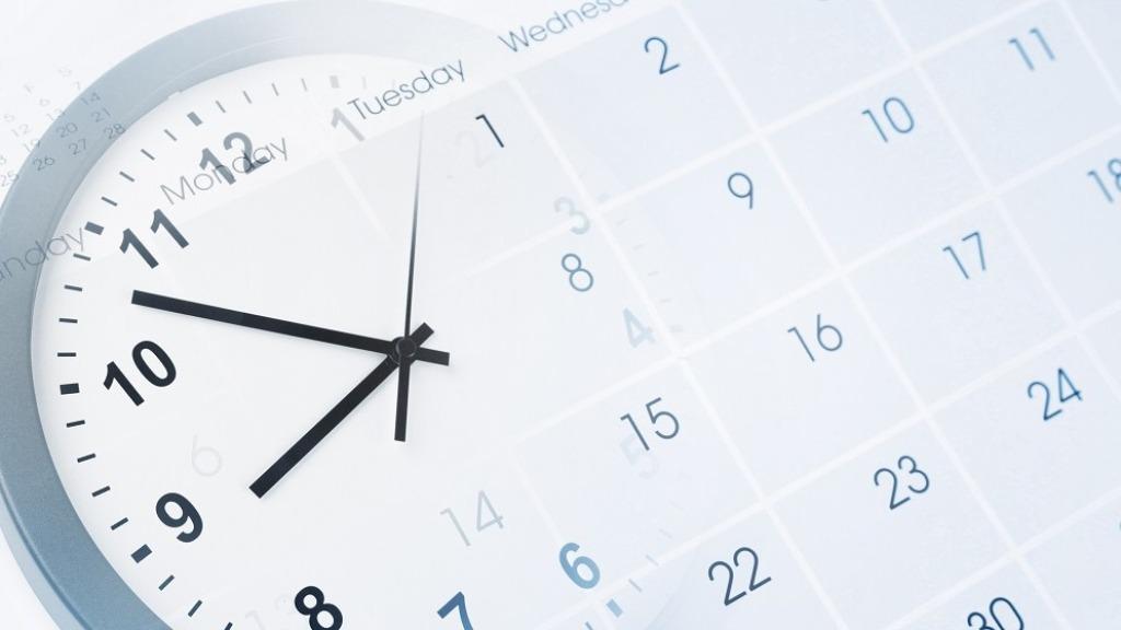 Le modifiche al programma gare del weekend: diversi anticipi al sabato e un recupero