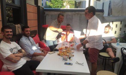 """Marassi, il video della presentazione di Stradi, Sugrenti, Torromino e dei """"vecchi"""" Merialdo e Ghiglia"""