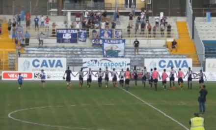 SAVONA: buona la prima tifosi in festa