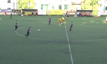 VIDEO: RIVAROLESE- BUSALLA 0-2. Coppa Italia Eccellenza