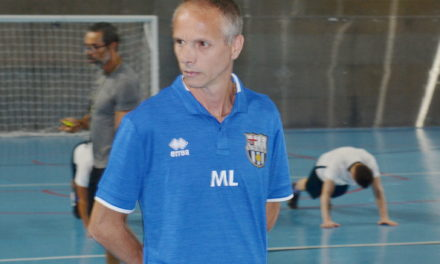 Michele Lombardo ottiene la qualifica di Allenatore di 1° Livello di calcio a 5