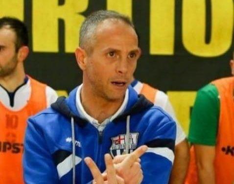 FUTSAL – Lombardo: «Pur incerottati, abbiamo tenuto testa alla capolista. Ma io so di avere una squadra di uomini veri»