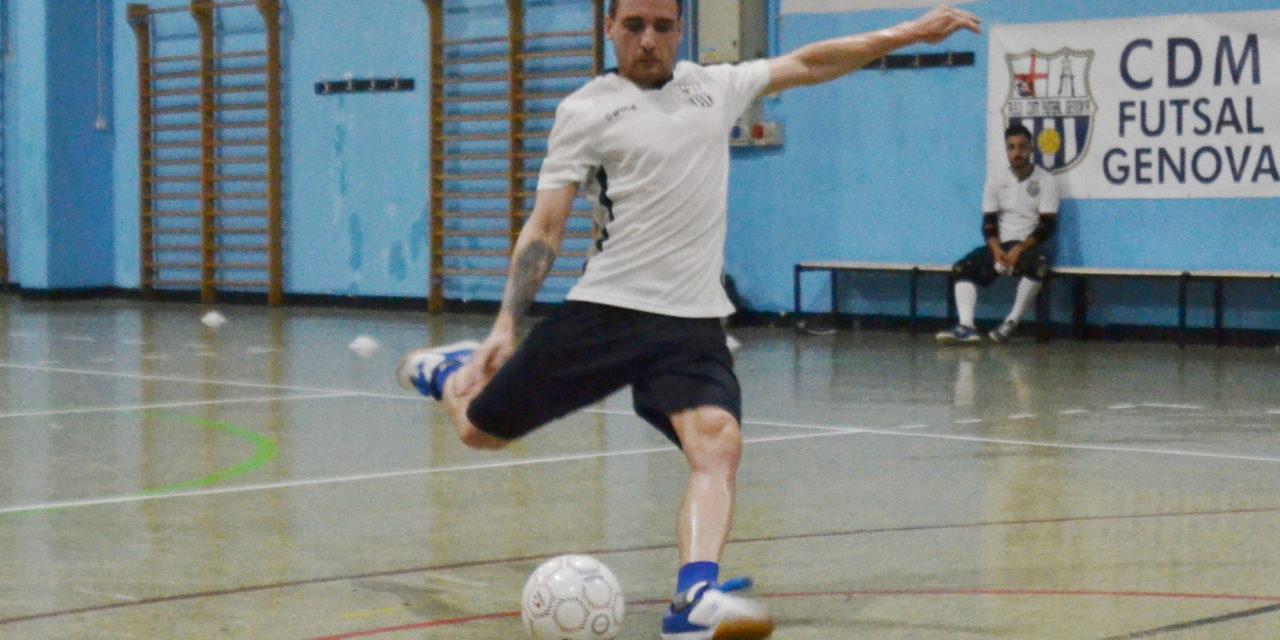 CDM GENOVA-VILLORBA 8-4. Mazzariol, un gol con una dedica tutta speciale…