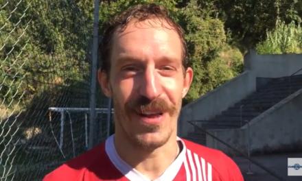 VIDEO – Calvarese, capitan Piazze firma il suo 100esimo gol in carriera