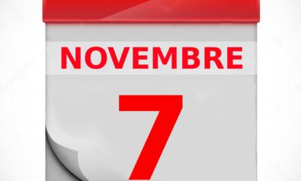 GLI ARTICOLI DI OGGI – Mercoledì 7 novembre 2018