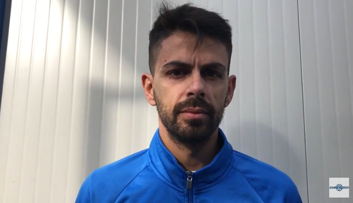 Video – Alex Belfiore fa i complimenti all'amico Criscuolo: «Pareggio giusto»