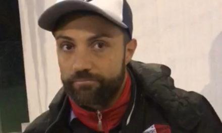 """PONTECARREGA: Matteo Sarpero """" Vittoria meritata avanti così"""""""
