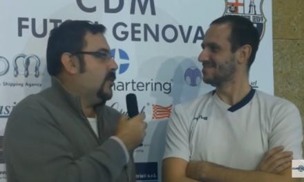 VIDEO – Gianluca Luise: «Cdm un gruppo fantastico, da cui posso imparare tanto»