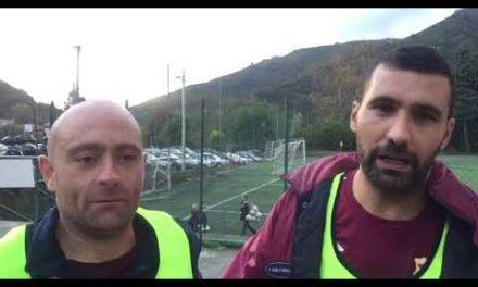 VIDEO – Bonadies e D'Asaro festeggiano in coro la vittoria della Goliardica: «Bella prestazione di tutti»