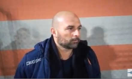 VIDEO – Marco Consoli: «Non si può annullare un gol in quel modo: ci ha tagliato le gambe.